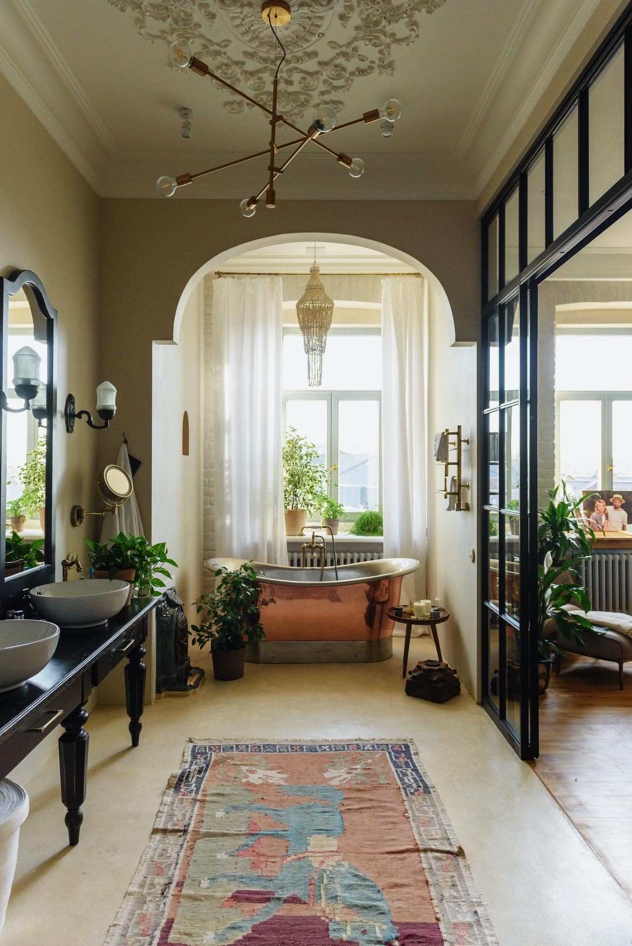 3, 2, 1, ... Aire tropical a tu cuarto de baño | Almacén ...